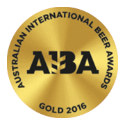 Australien International Beer Awards Gold 2016