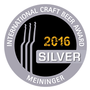 Meininger International Craft Beer Award Silver
