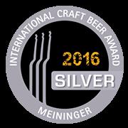 Meininger International Craft Beer Award Silver