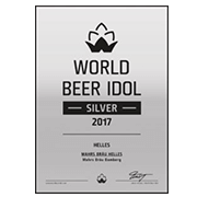 World Beer Idol Silver 2017
