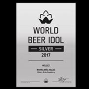 World Beer Idol Silver 2017