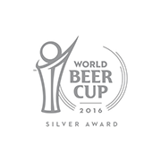 World Beer Cup 2016 Silver