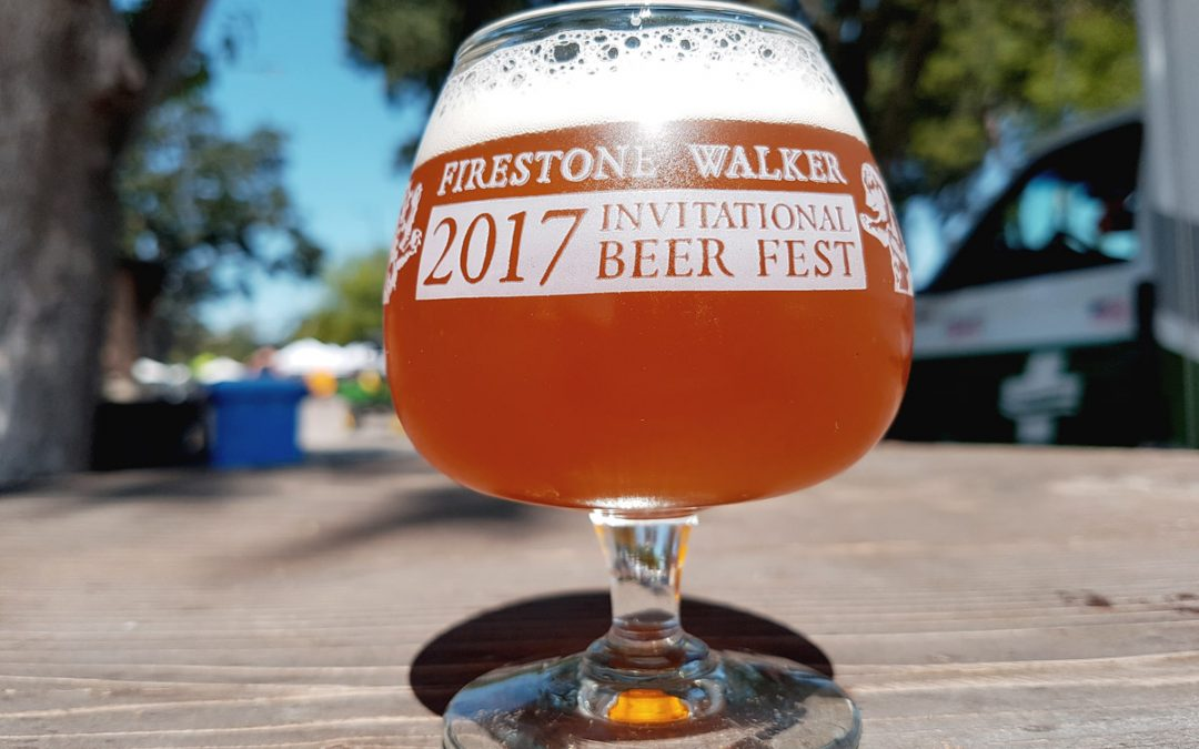 Mahrs Bräu beim Firestone Walker Invitational Beer Fest