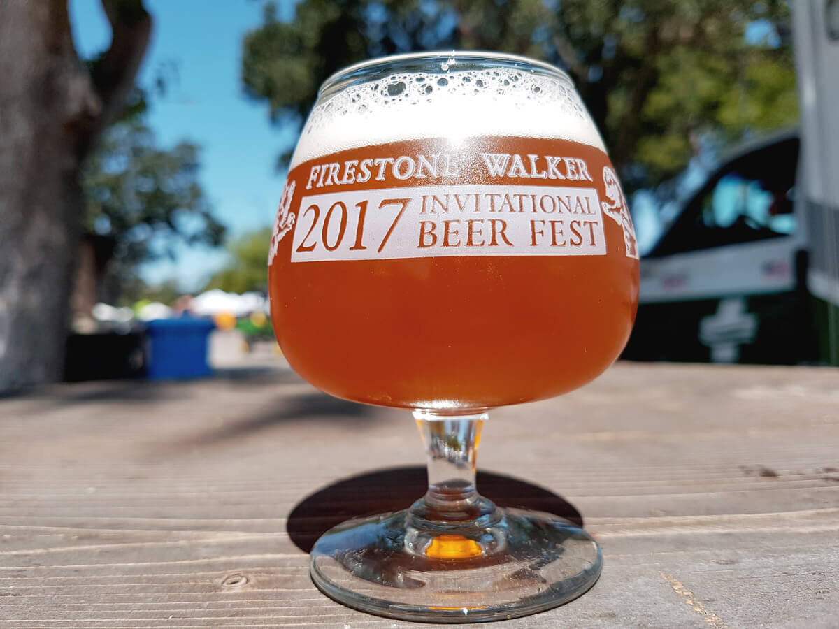 Mahr's Bräu at the Firestone Walker Invitational Beer Fest