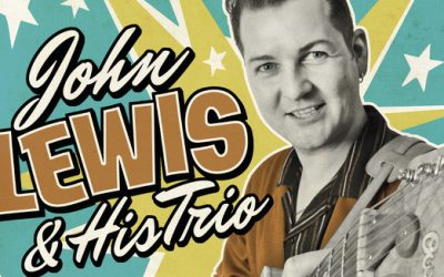 Rock n Roll Frühschoppen mit John Lewis (Wales, GB)