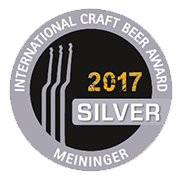 Meininger Craft Beer Award 2017 Silber