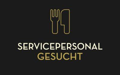 SERVICEPERSONAL GESUCHT