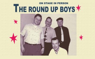 Rock´n Roll Frühschoppen mit THE ROUND UP BOYS