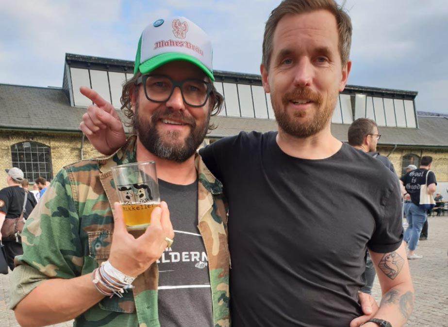 On to the MBCC – MIKKELLER BEER CELEBRATION COPENHAGEN 2019