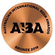 Australian International Beer Awards, Bronze (2018)