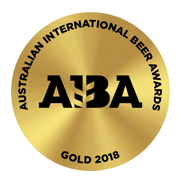 Australian International Beer Awards, Gold(2018)