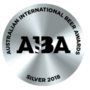 Australian International Beer Awards, Silver (2018)
