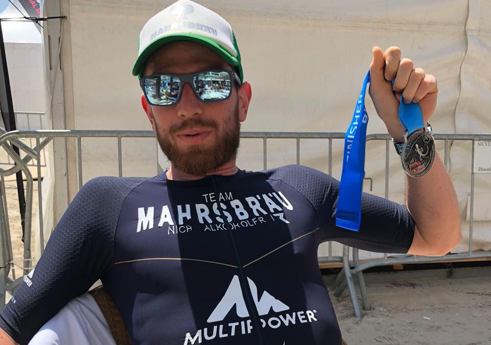 Bester Deutscher beim Ironman Mallorca 70.3 – Unser Athlet aller Dinge