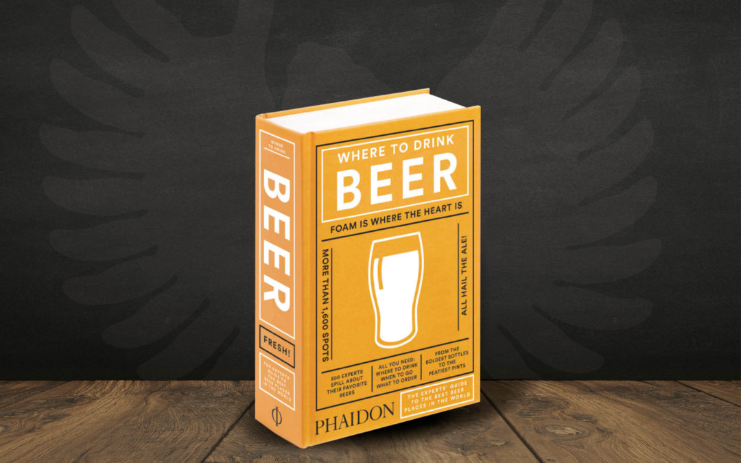 WHERE TO DRINK BEER – WHAT A QUESTION!