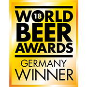 "World Beer Awards 2018, Country Winner ""Helles/Münchner"