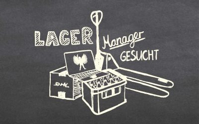 Lagermanager (m/w/d)