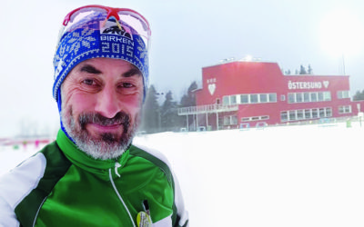 MAN ON A MISSION – TO THE ARCTIC CIRCLE AND BACK
