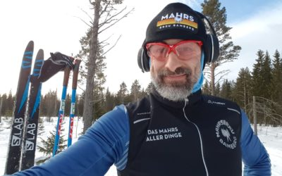 ON HIS WAY TO THE TOP – The next stage of the Red Bull Nordenskiöldsloppet