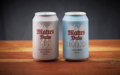 A BRAVE NEW WORLD – MAHR SETTING THE BAR WITH CANS