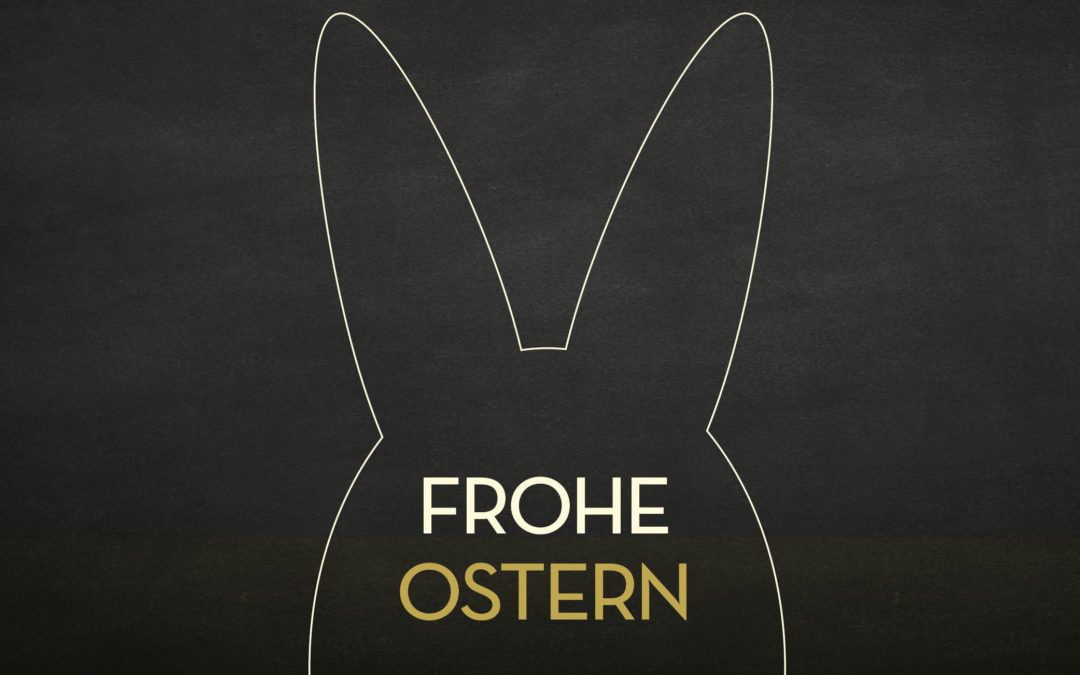 Frohe Ostern – Wirtshaus zur Wunderburg ganztägig geöffnet
