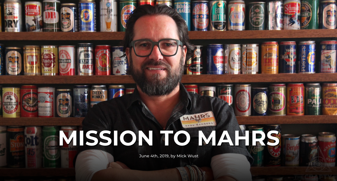Mission to mahrs – the crafty pint