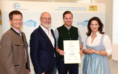 Ausgezeichnete Bayerische Küche in Franken – Wir sind ausgezeichnet!