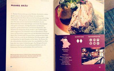 Hier schmeckts – 129 ausgezeichnete Gasthäuser in Bayern