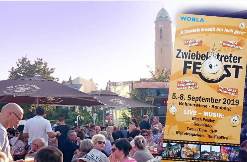 Es ist ein Gaumen- und Ohrenschmaus mitten in Bamberg.