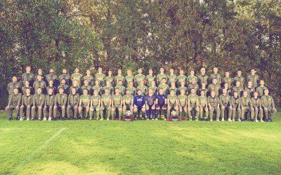 "Tradition verbindet – SV Frensdorf trainiert in ""Mahrs Bräu"""