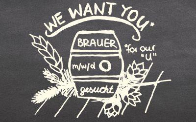 Erfahrener Brauer (Meister) gesucht (m/w/d)