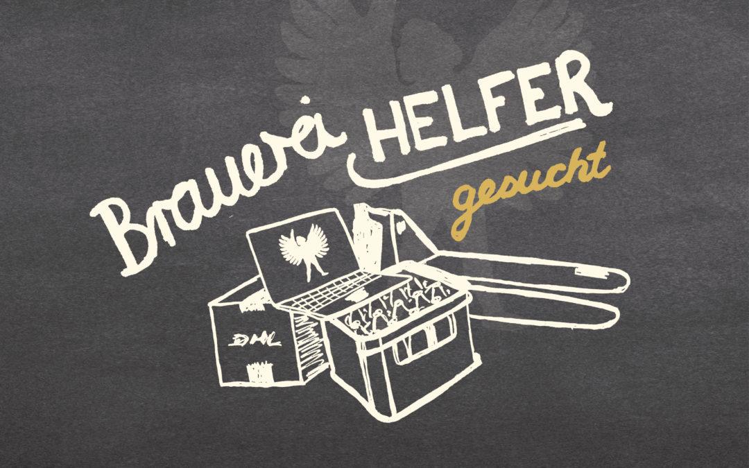 Brauereihelfer (m/w/d) gesucht!