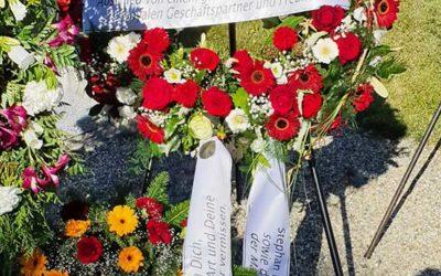 Wir trauern um Georg Breitner (1947 – 2020)