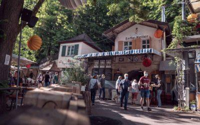 Der Entla´s Keller in Erlangen – Bierkulturgut vom Feinsten