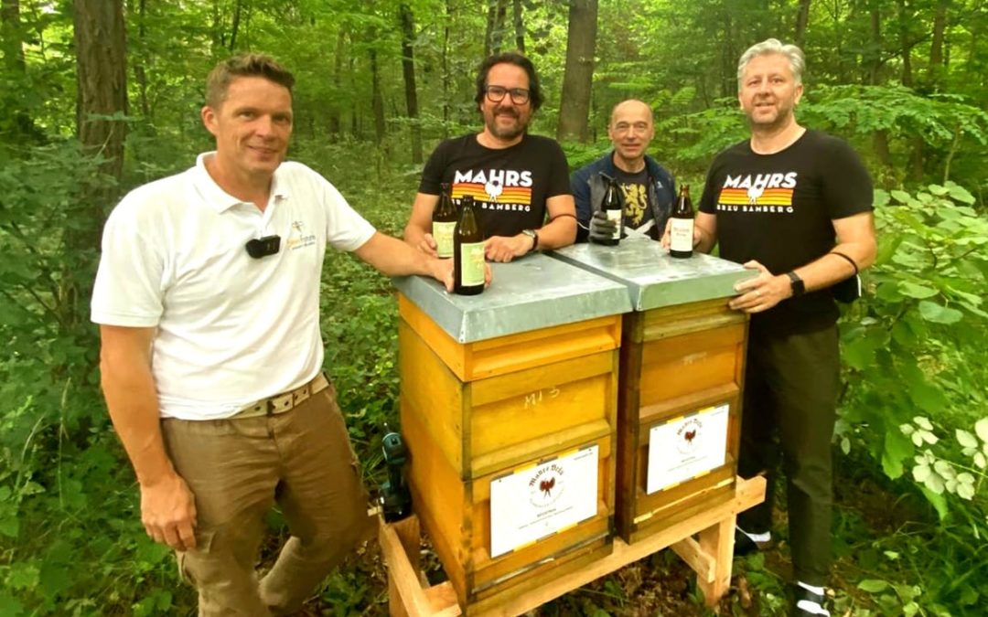 Mahrs Bräu & BEEFUTURE – Der Mahrs Bräu Honig
